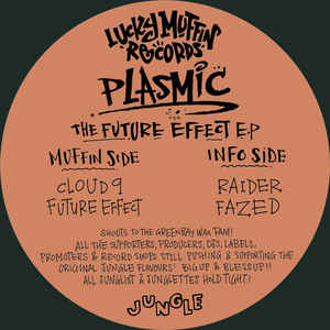 Plasmic - The Future Effect EP