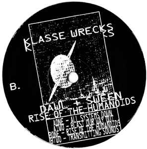 Dawl + Sween - Rise of the Humanoids EP