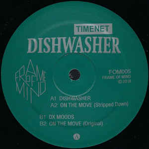 Timenet - Dishwasher