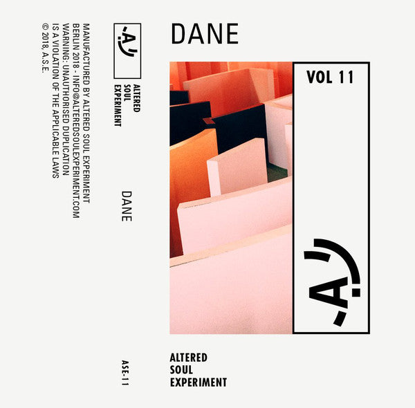 DANE - ALTERED SOUL EXPERIMENT VOL 11