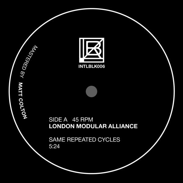 London Modular Alliance - INTLBLK006