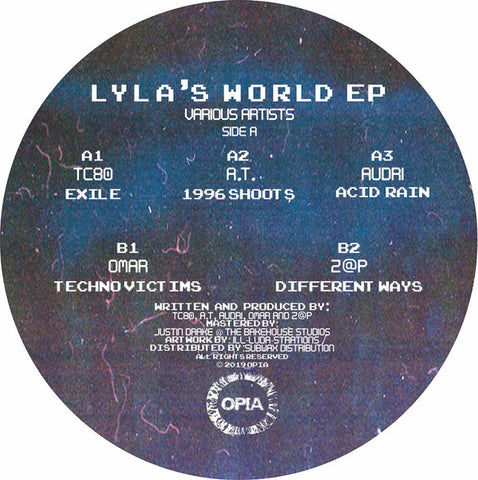Various Artists - Lyla's World EP