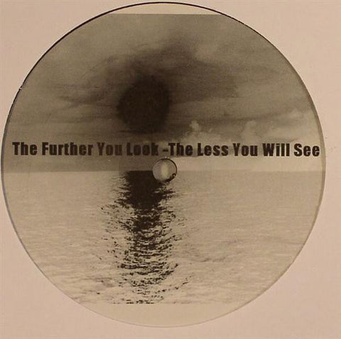 Omar-S ‎– The Further You Look - The Less You Will See
