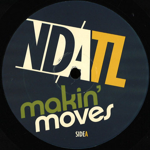 Various - Ndatl x Makin Moves
