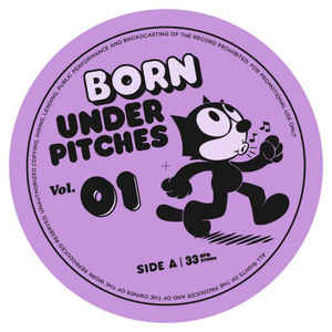 VA - BORN UNDER PITCHES #1