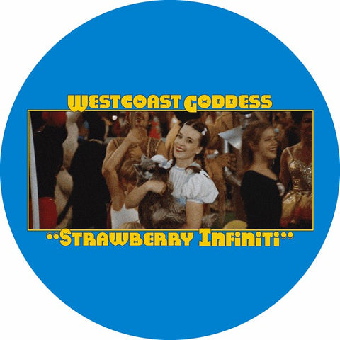 Westcoast Goddess -  Strawberry Infiniti