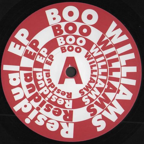 Boo Williams ‎– Residual EP