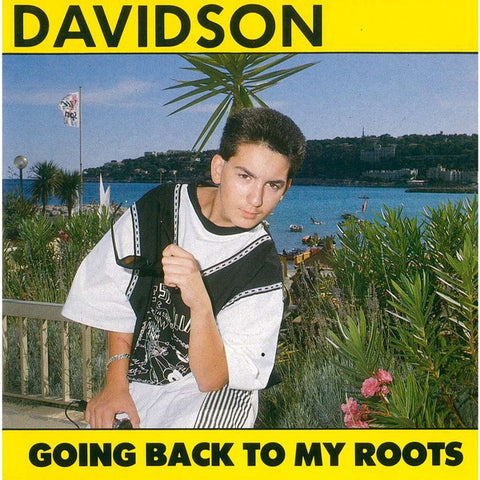 Davidson  ‎– Going Back To My Roots