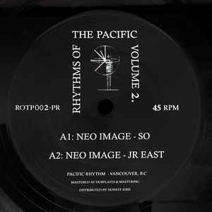 Rhythms Of The Pacific - Volume 2