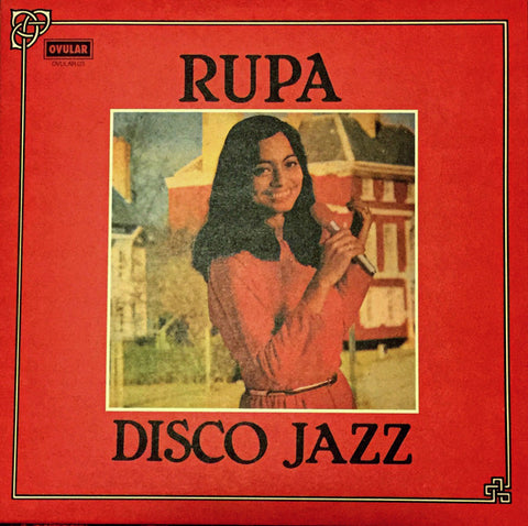 Rupa Biswas ‎– Disco Jazz