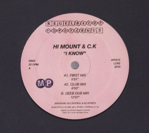 HI MOUNT & C.K – I Know