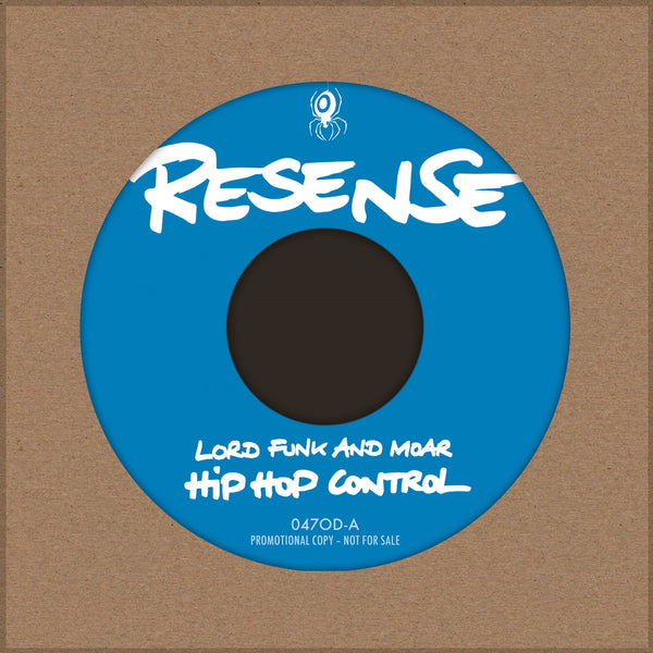 Lord Funk and Moar - Hip Hop Control