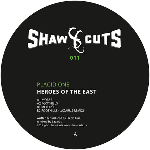 Placid One - Heroes Of The East (PRE-ORDER)