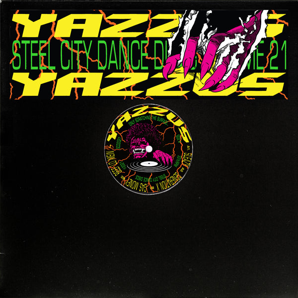 Yazzus - Steel City Dance Discs Volume 21 (PRE-ORDER)