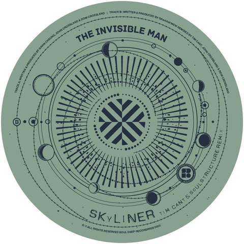 Nookie & SoulStructure / The Invisible Man - New Day (PRE-ORDER)