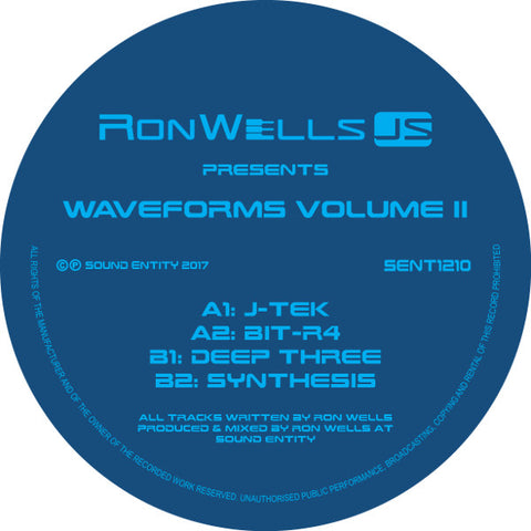 Ron Wells - Waveforms Volume II EP