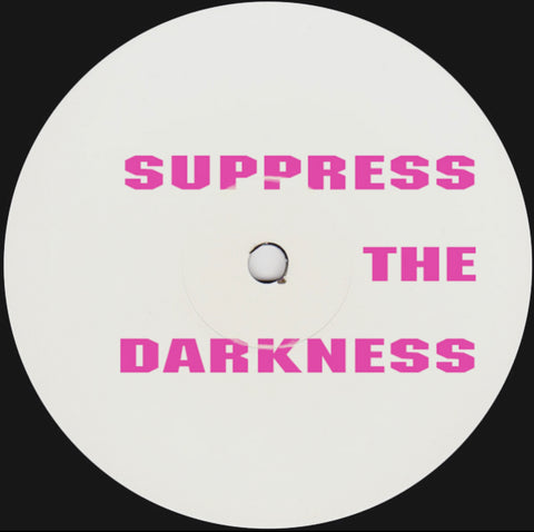 DJ Frankie - Suppress The Darkness (PRE-ORDER)