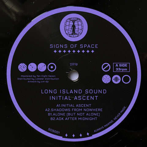 Long Island Sound - Initial Ascent EP