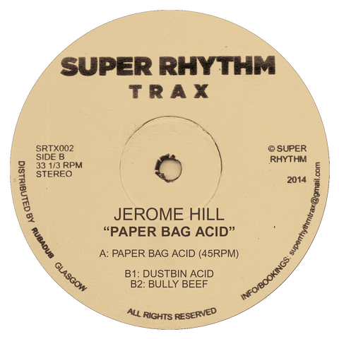 Jerome Hill - Paper Bag Acid