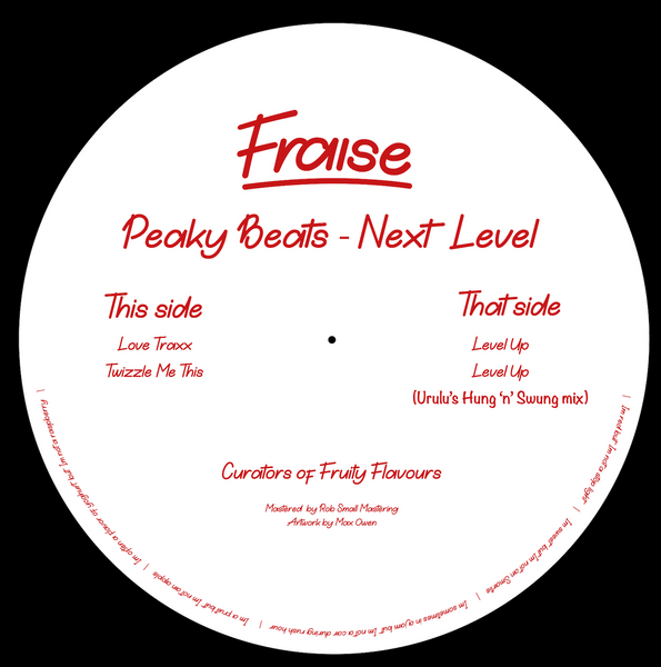 Peaky Beats – Level Up EP