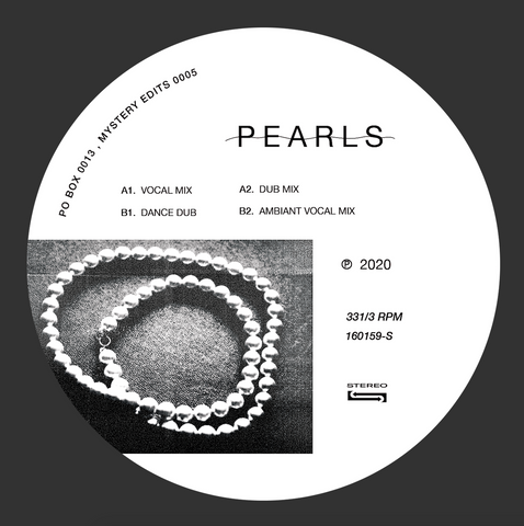 Unknown Artist - Pearls EP (PRE-ORDER)