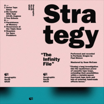 Strategy – The Infinity File
