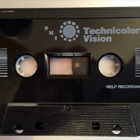 pH1 - Technicolour Vision