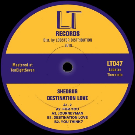 Shedbug - Destination Love