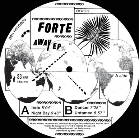 Forte - Away [ØEN Records]