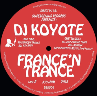 DJ Koyote - France'N Trance