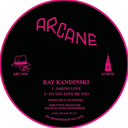 Ray Kandinski - Do You Love Me Too