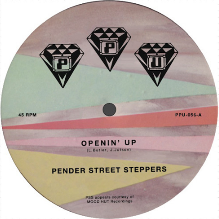 Pender Street Steppers ‎– Openin' Up