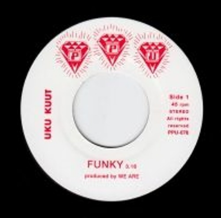 Uku Kuut - (We Are) Funky