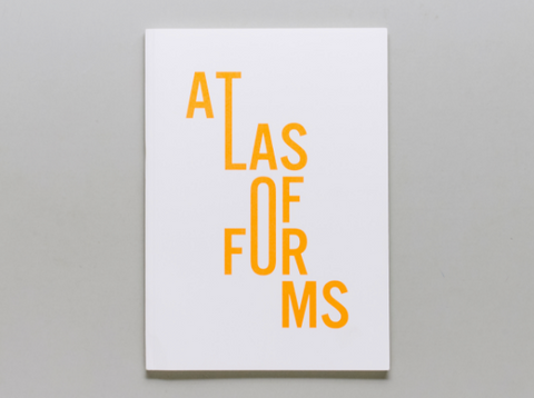 Eric Tabuchi - Atlas of Forms