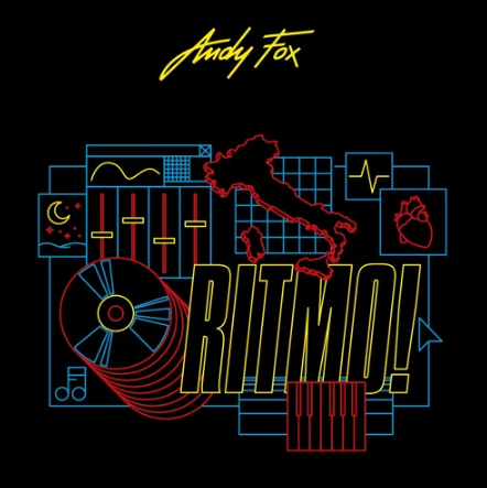 Andy Fox - Ritmo! LP