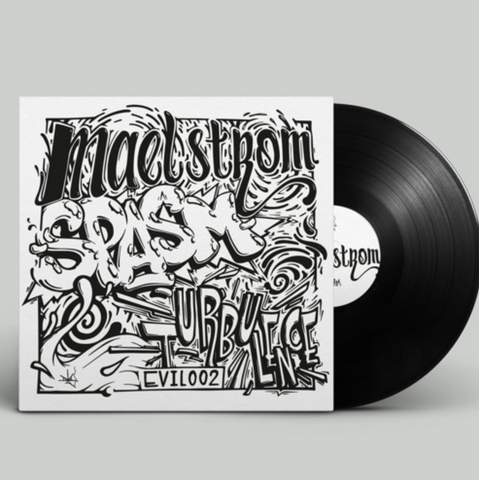 Maelstrom - Spasm / Turbulence (PRE-ORDER)