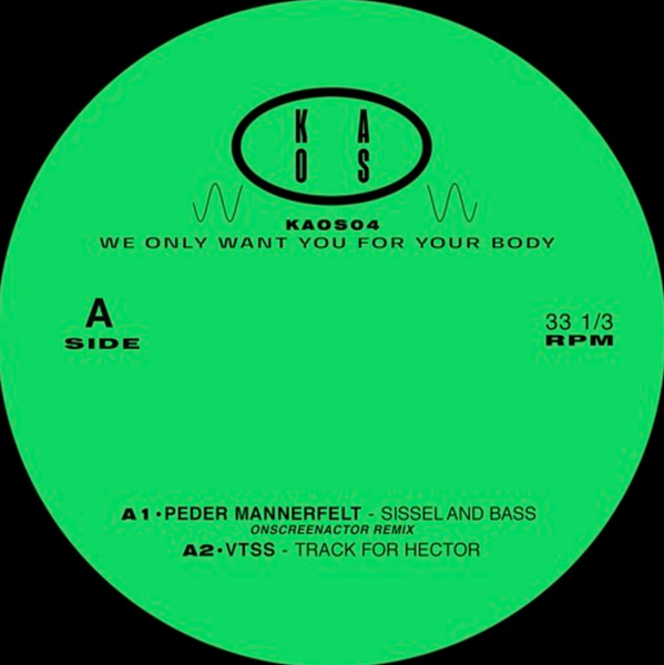 Various Artist - We Only Want You For Your Body (PRE-ORDER)