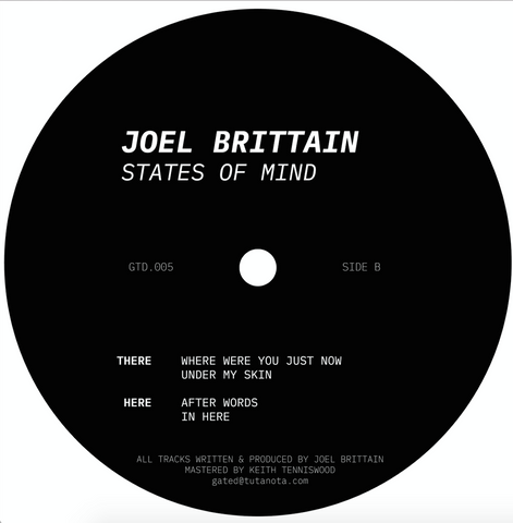Joel Brittain - States of Mind