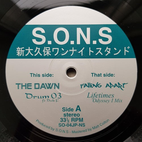 S.O.N.S ‎– Shin-Okubo One Night Stand