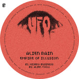 Alien Rain - Empire Of Illusion