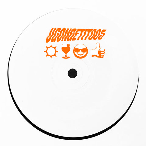 Mood J - UGONGETIT005 REPRESS