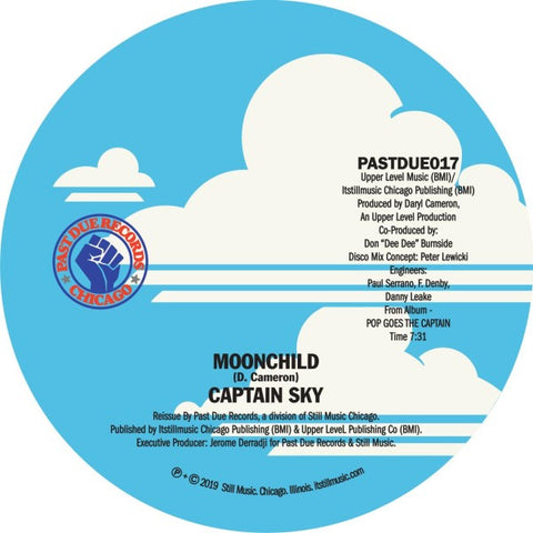 Captain Sky - Moonchild / Hero