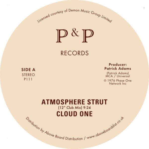 Cloud One- Atmosphere Strut Inc. KON's Fly Away Edit