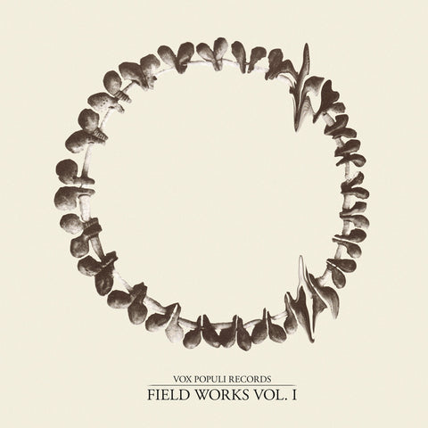 Various Artists - Vox Populi Field Works Vol. 1 - Lobster Records