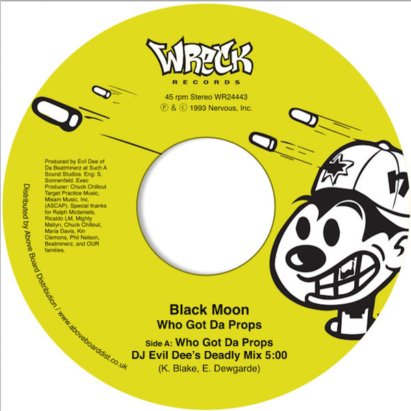 Black Moon - Who Got Da Props?