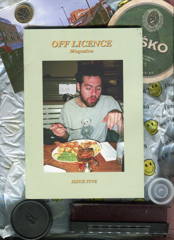 Off Licence Magazine - OFFIE MAG Issue 5