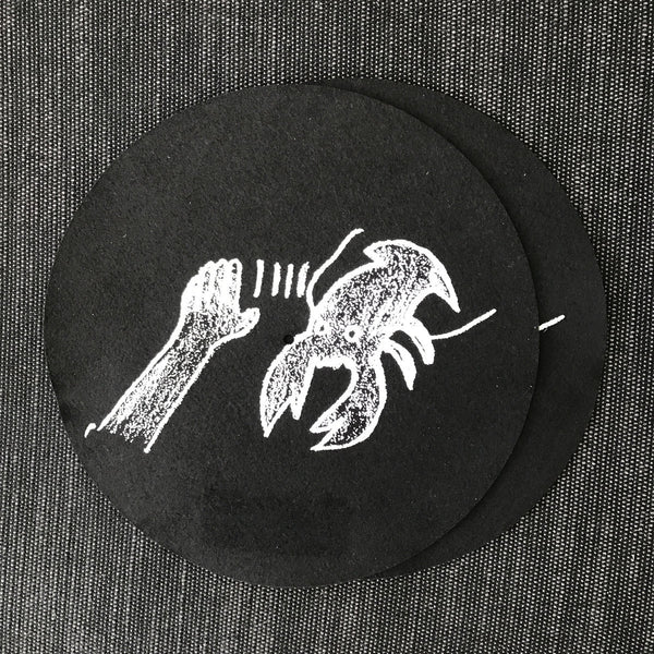 Lobster Theremin Slipmats