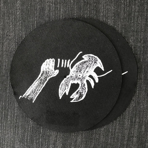 Lobster Theremin Slipmats (PRE-ORDER)