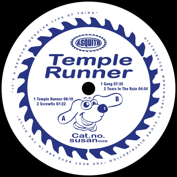Asquith - Temple Runner