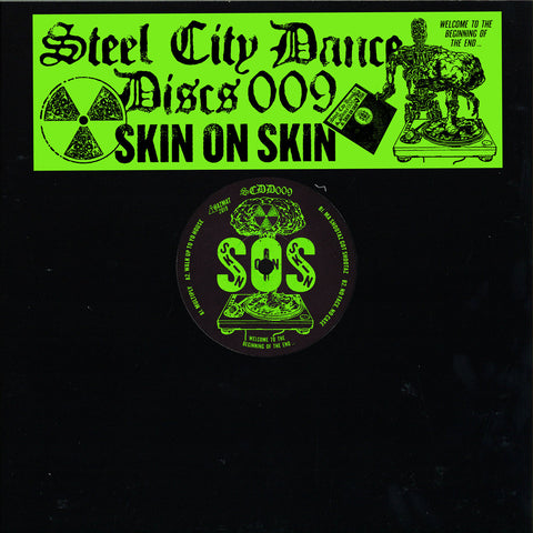 Skin On Skin - Steel City Dance Discs Volume 9